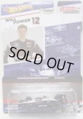 2011 IZOD INDY CAR SERIES 【WILL POWER/VERIZON】 BLACK-WHITE/RR