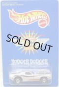 12TH COLLECTOR'S CONVENTION 【RODGER DODGER】 WHITE/RR