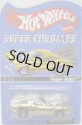 2010 RLC REWARDS CAR SUPER CHROMES 【RODGER DODGER】 GOLD CHROME/RL