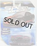 SPEED MACHINES 【'07 FORD SHELBY GT500】 BLACK/A6