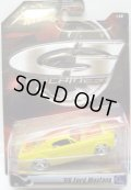 2007 1/50 G-MACHINES 【'66 FORD MUSTANG】 YELLOW/RR