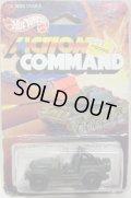 ACTION COMMAND 【ROLL PATROL JEEP CJ (No.9375)】  OLIVE/BLACK BW