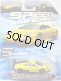 SPEED MACHINES 【LAMBORGHINI MURCIELAGO LP 670-4 SV】 YELLOW/A6