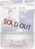 2011 IZOD INDY CAR SERIES 【SCOTT DIXON/TARGET】 RED-WHITE/RR