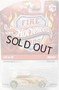 FIRE RODS 【PHAETON】 CREAM/GOLD 5SP
