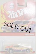 2008 RLC EXCLUSIVE 【CRAZY HORSE (1971 MUSTANG FUNNY CAR)】 MET.YELLOW/RR