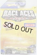 2009 TARGET EXCLUSIVE RACE ACES 【RD-10】 CHROME GOLD/PR5