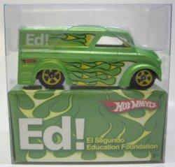 画像1: 2010 Car People For Education's 3rd Annual Benefit Car Show 【DAIRY DELIVERY】 GREEN/Y. 5SP