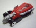 2001 McDONALD'S EXCLUSIVE 【SALTFLAT RACER】 RED/FAT 5SP