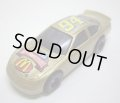 1998 McDONALD'S EXCLUSIVE 【50TH ANNIVERSARY NASCAR】 GOLD/GYE 10SP