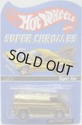 2010 RLC REWARDS CAR SUPER CHROMES 【SUPER VAN】 GOLD CHROME/RL