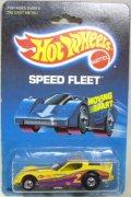 SPEED FLEET 【FIREBIRD FUNNY CAR (No.5121)】  YELLOW/BW