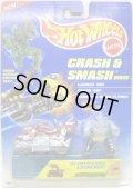 1996 CRASH & SMASH BIKES 【STREEX】 MAROON