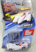 SPEED RACER 【MACH 6 with JAMP JACKS】 WHITE/PR5