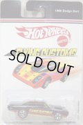 2007 TARGET EXCLUSIVE FLYING CUSTOMS 【1968 DODGE DART】 BLACK/RL