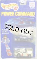 POWER COMMAND  【BLOWN CAMARO & T-BIRD STOCKER】 BLUE/WHITE
