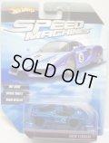 2010 SPEED MACHINES 【ENZO FERRARI】 MET.BLUE/A6