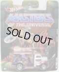 2011 NOSTALGIC BRANDS - MASTERS OF THE UNIVERSE 【'49 FORD C.O.E.】 WHITE-RED/RR
