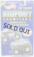BIGFOOT CHAMPIONS 【FAT TRACKS】 BLUE/BF