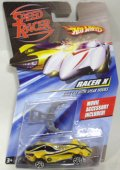 SPEED RACER 【RACER X with SPEAR HOOKS】 YELLOW/5Y
