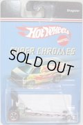 2007 TARGET EXCLUSIVE SUPER CHROMES 【DRAGSTER】 CHROME/RL