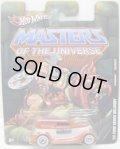 2011 NOSTALGIC BRANDS - MASTERS OF THE UNIVERSE 【'34 FORD SEDAN DELIVERY】 ORANGE/RR