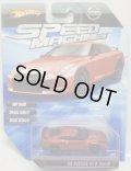 SPEED MACHINES 【'09 NISSAN GT-R Spec V】 MET.ORANGE/A6