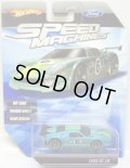 SPEED MACHINES 【FORD GT LM】 LIGHT GREEN/A6