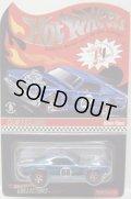 2008 RLC CLUB CAR 【BOSS HOSS】 MET.BLUE/RL (マテル正規サンプル品)