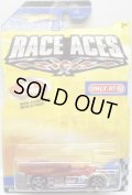 2009 TARGET EXCLUSIVE RACE ACES 【ROAD ROCKET】 CHROME/PR5