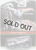 2010 TROY LEE DESIGNS EXCLUSIVE 【Tim Boychuck '77 PONTIAC FIREBIRD FUNNY CAR】 GRAY/RR (限定1000台)