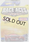 2009 TARGET EXCLUSIVE RACE ACES 【SUBARU IMPREZA】 CHROME RED/10SP