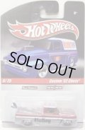2010 HOT WHEELS DELIVERY 【CUSTOM '62 CHEVY】 MET.RED-SILVER/RR