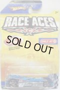 2009 TARGET EXCLUSIVE RACE ACES 【RD-10】 CHROME BLUE/PR5
