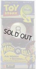 TOY STORY 3 【TALKING MAGIC 8 BALL (P5312)】