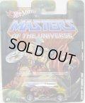 2011 NOSTALGIC BRANDS - MASTERS OF THE UNIVERSE 【CUSTOM '77 DODGE VAN】 MET.YELLOWGOLD/RR