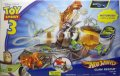 TOY STORY 3 【CLAW RESCUE TRACK SET (with LITTLE GREEN SPEEDSTER)】 BLUE/O5