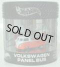 SHOW CASE 【VOLKSWAGEN PANEL BUS】 RED/RR (1/7,000)