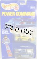 POWER COMMAND  【BLOWN CAMARO & T-BIRD STOCKER】 YELLOW(PENNZOIL)/BLUE(PIONEER)