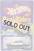 REAL RIDERS  【MERCEDES 380 SEL (No.4363)】  SILVER/RR