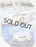 SPEED MACHINES 【PORSCHE 911 GT1-98】 WHITE/A6