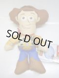 TOY STORY 3 【TALKING PLUSH - WOODY (P3297/T0509)】
