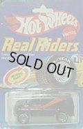 REAL RIDERS  【BAJA BREAKER (No.4360)】 BLACK/RR GREY HUB