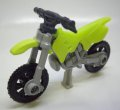 2000 McDONALD'S EXCLUSIVE 【MOTORCYCLE】 YELLOW (1/64より大きいです)
