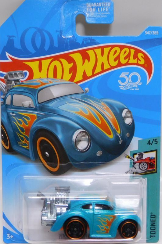 volkswagen beetle 39 tooned aqua dd8 attictoyz. Black Bedroom Furniture Sets. Home Design Ideas