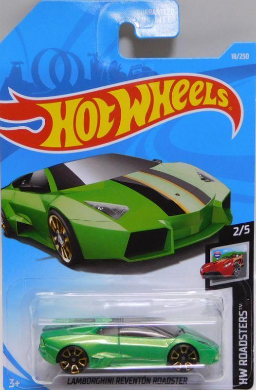 lamborghini reventon roadster lt green fte2 attictoyz